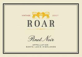 ROAR Pinot Noir Santa Lucia Highlands