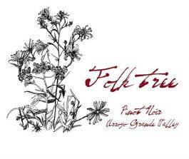 Folk Tree Pinot Noir Arroyo Grande Valley 2014