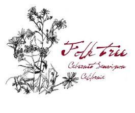 Folk Tree Cabernet Sauvignon California 2015