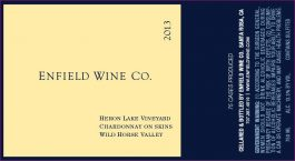 Enfield Wine Chardonnay
