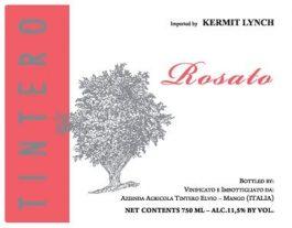 Elvio Tintero Vino Rosato