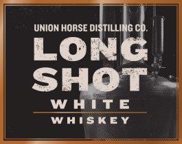 Long Shot White Whiskey