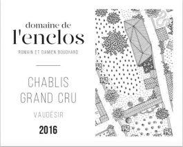 Domaine de l'Enclos Chablis Grand Cru