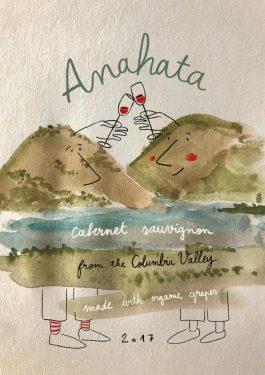 Anahata Cabernet Sauvignon Columbia Valley