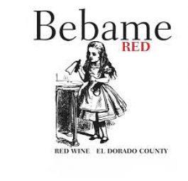 Bebame Red Wine Sierra Foothills 2014