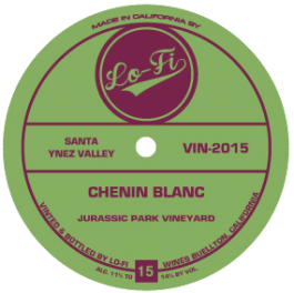 Lo-Fi Chenin Blanc Santa Ynez Valley 2016