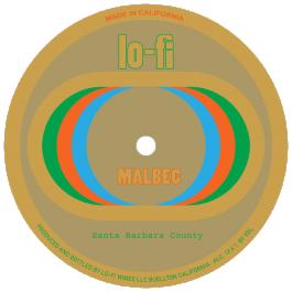 Lo-Fi Malbec Santa Barbara County 2016