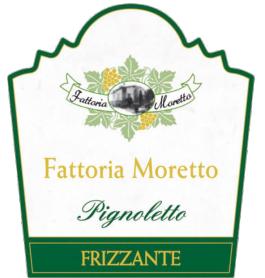 Fattoria Moretto Pignoletto dell'Emilia Bianco Frizzante Secco NV