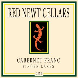 Red Newt Cabernet Franc