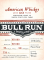 Bull Run Pinot-Finished American Whiskey
